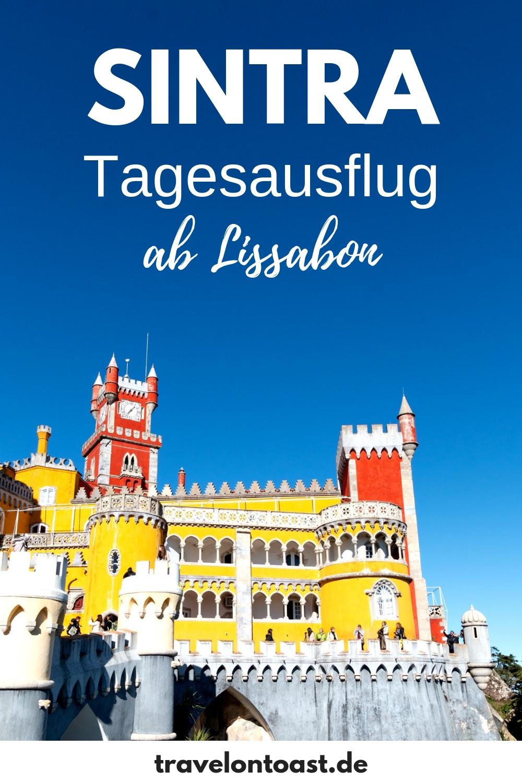 Sintra Tagesausflug ab Lissabon: Sintra Tipps zu Tour, Schloss und Sintra Brunnen. Reisetipps, Inspiration und Bilder zu Sintra Portugal mit seinen Märchenschlössern. Hier hatten die portugiesischen Könige ihren Sommersitz. #Sintra #Lissabon #Portugal