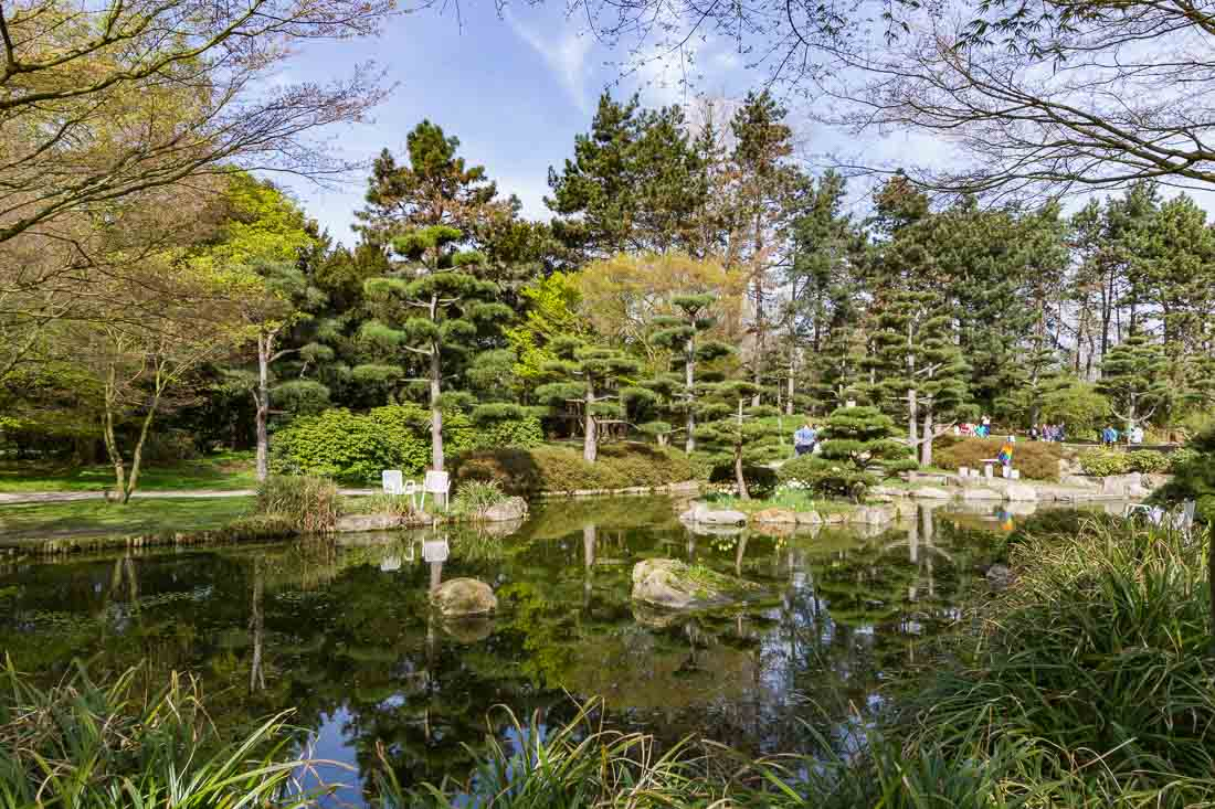 Duesseldorf Geheimtipps Insider Tipps Japanischer Garten Nordpark