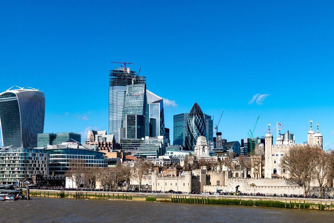 London Wochenende