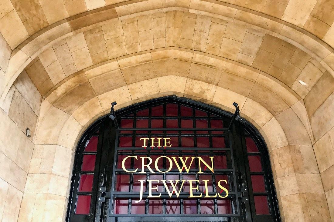 Tower of London Kronjuwelen