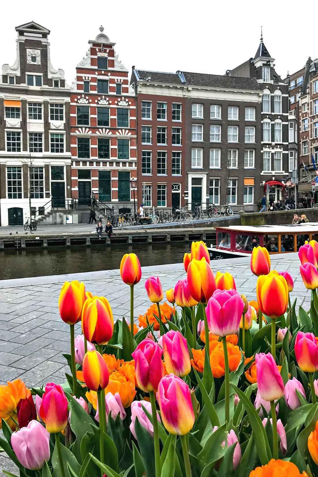 Wochenendreise nach Amsterdam