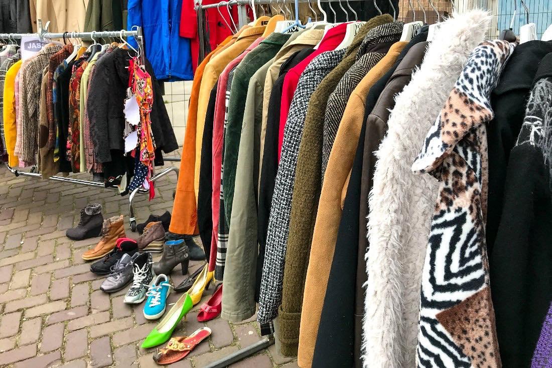 Flohmarkt in Holland