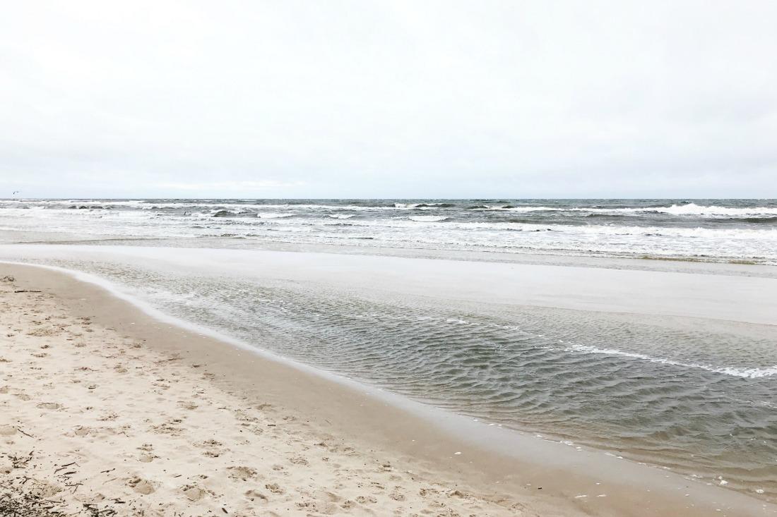 Strand in Kolberg
