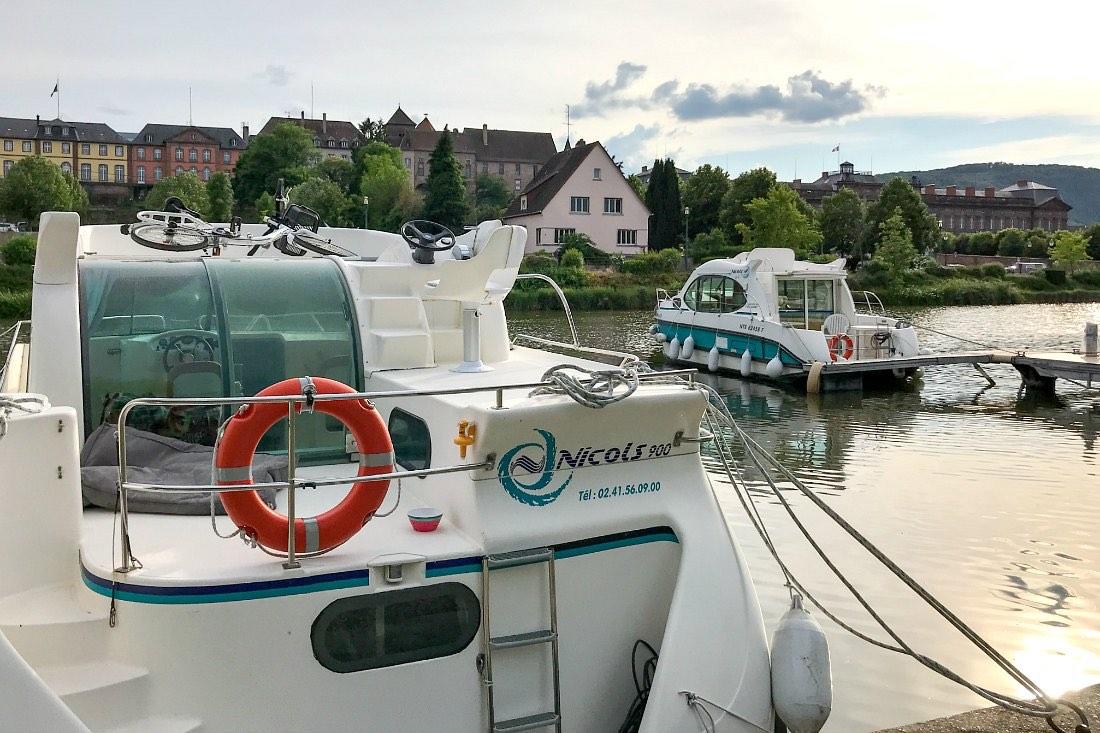 Hausboot von Nicols