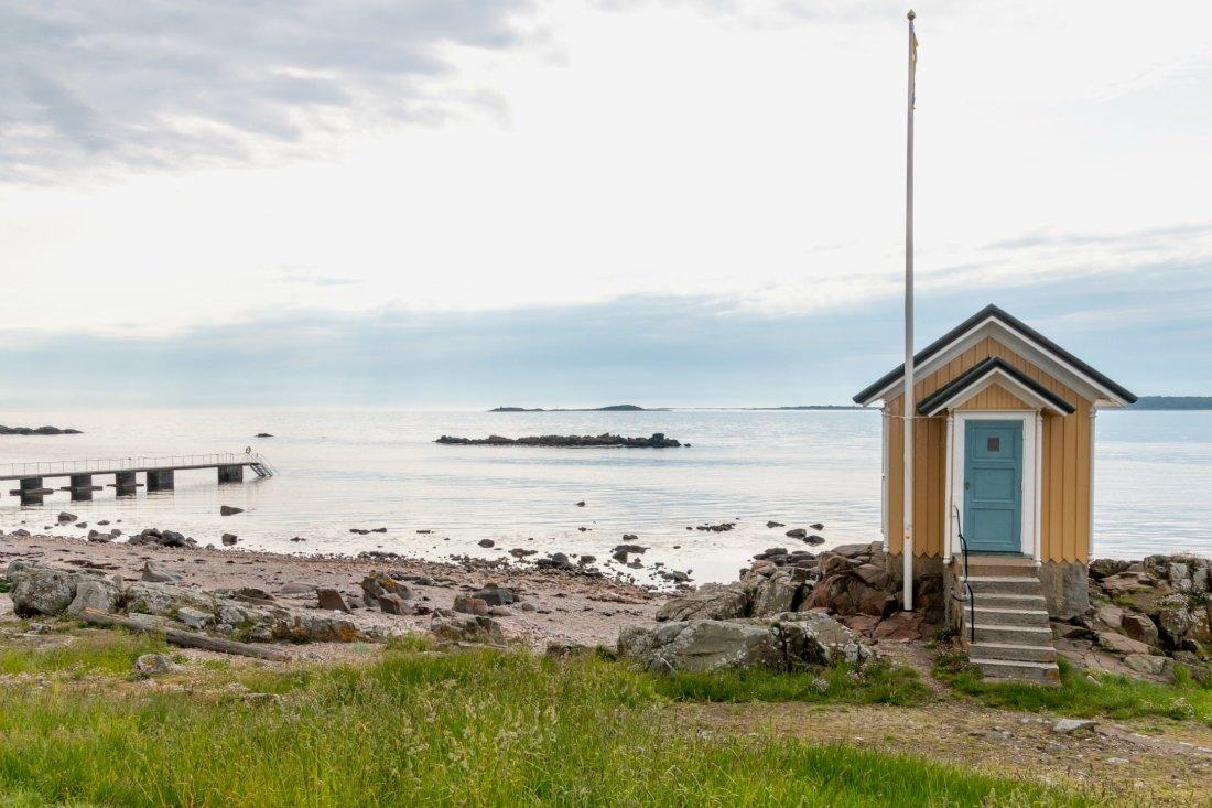 Torekov in Schweden