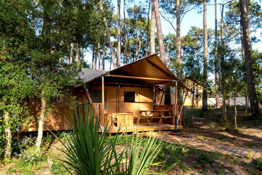 5 Sterne Camping Frankreich