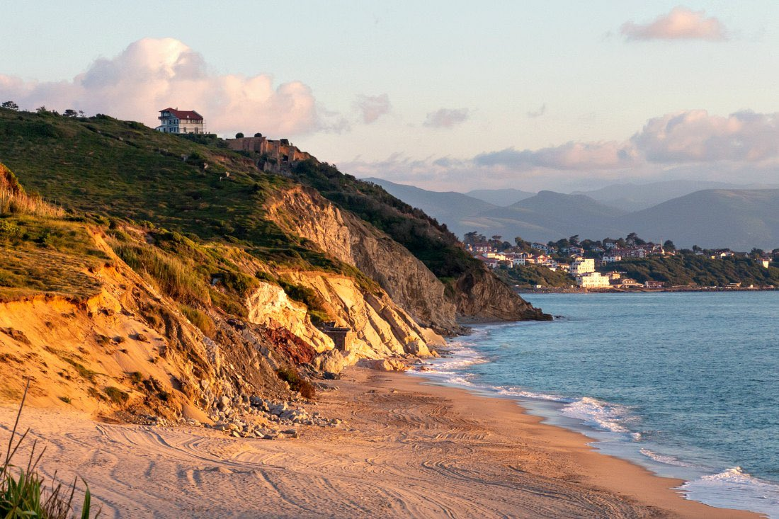 ec15710608 Frankreich Atlantikkueste Sonnenuntergang - Reiseblog Travel on Toast