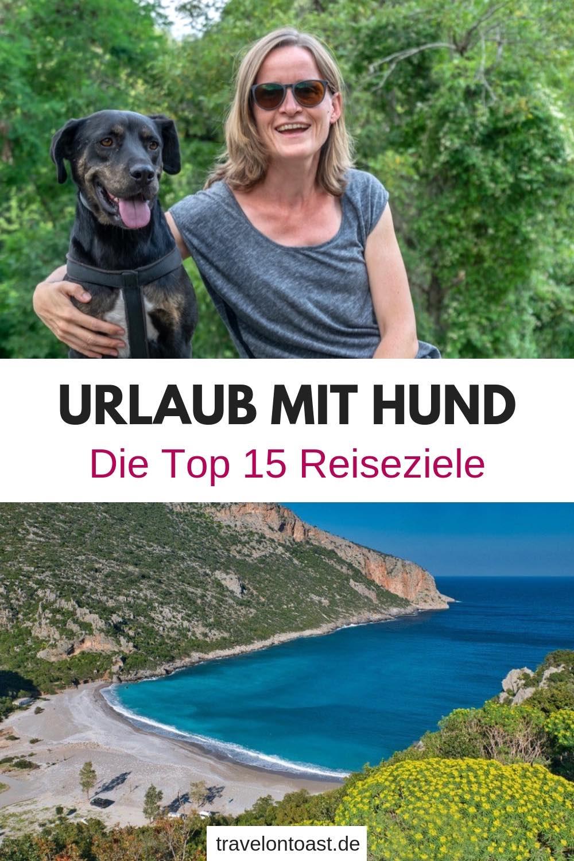 Hol dir die besten Tipps von Bloggern für den Hundeurlaub. Die allerschönsten Ziele für Urlaub mit Hund – ob Deutschland oder Niederlande, Ostsee oder Berge, Ferienhaus oder Campingplatz. Der ein oder andere Geheimtipp für Ferien mit Hund ist auch dabei! #UrlaubmitHund