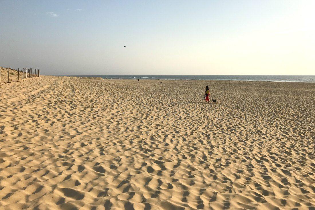 Strand Atlantik Frankreich
