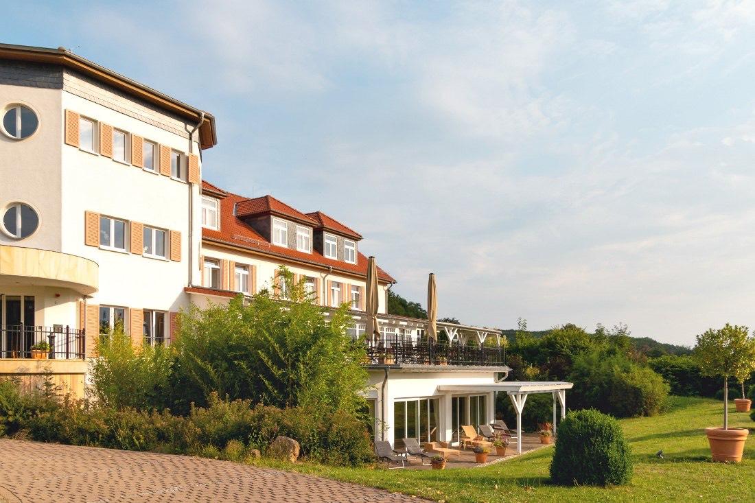 Harz Hotel mit Schwimmbad