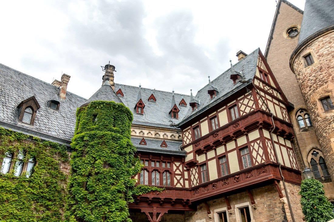 Schloss WernigerodeUrlaub im Harz