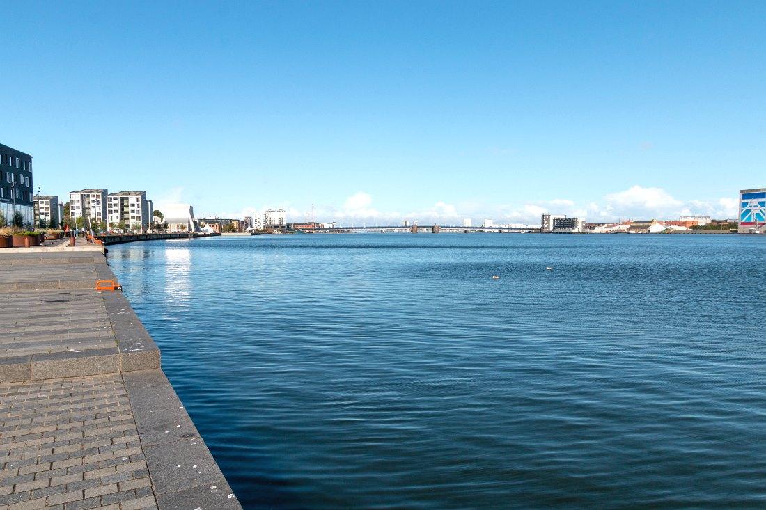 Hafen Promenade Aalborg