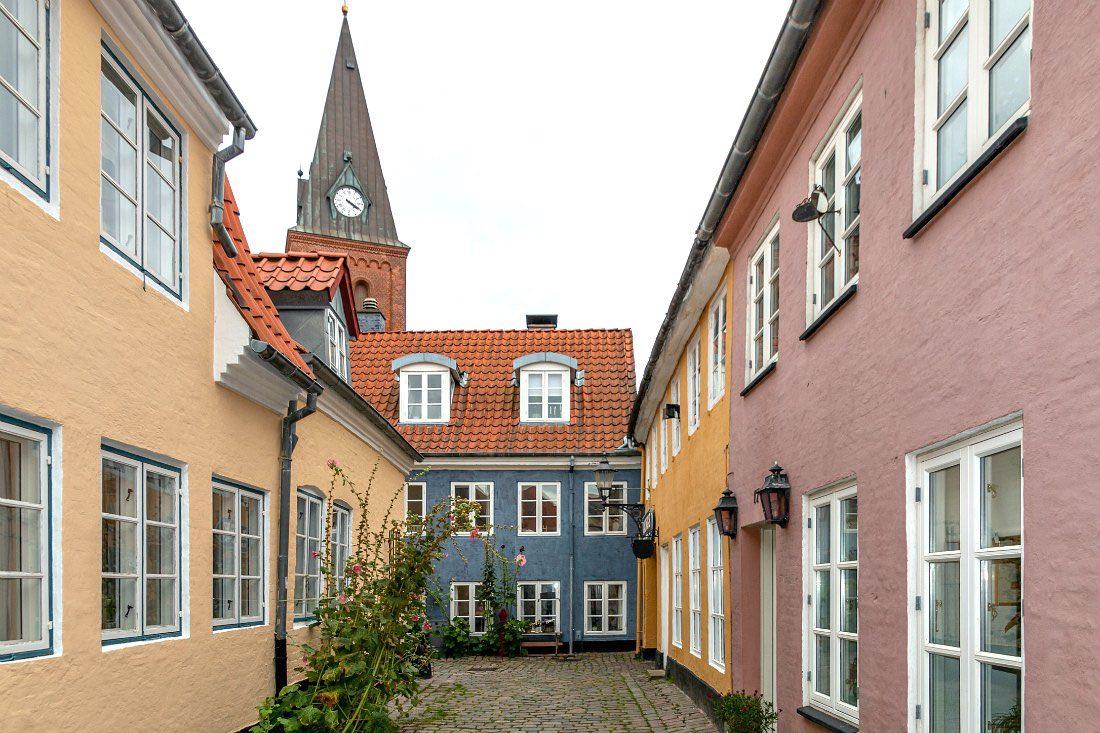 Idylle in Aalborg