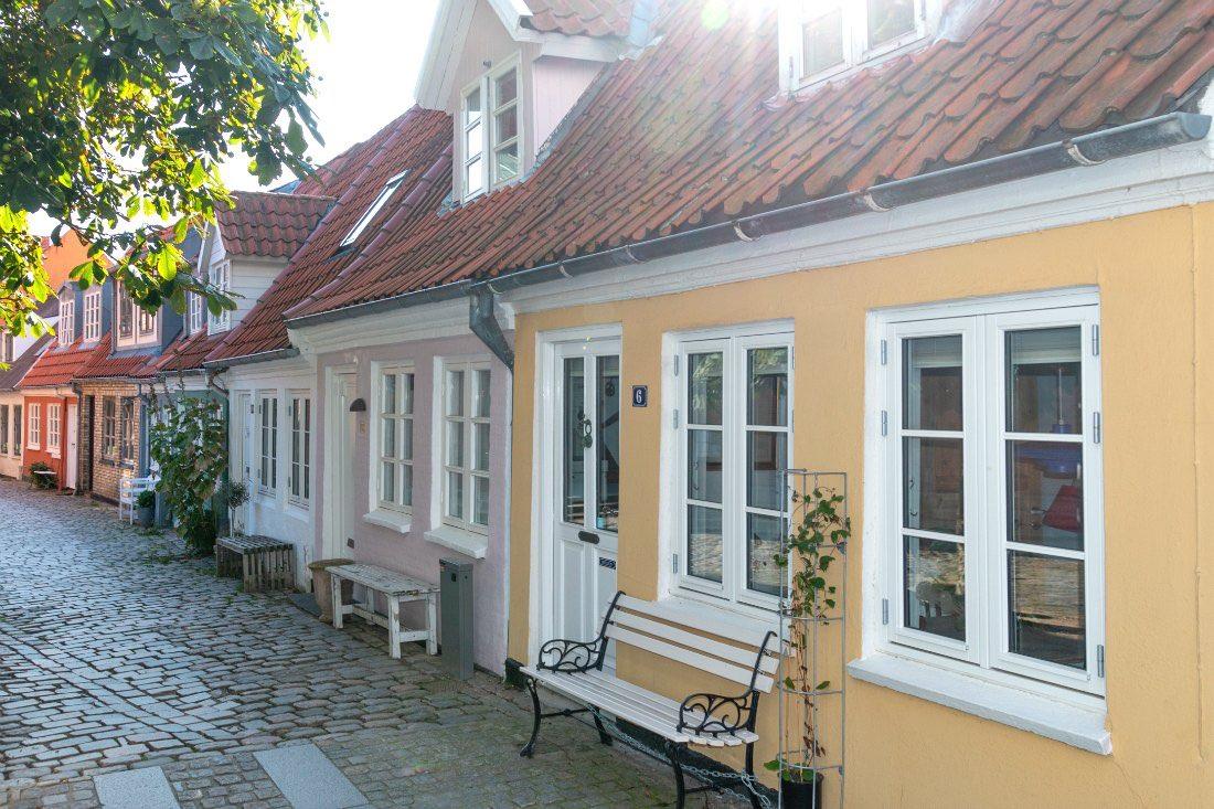 Peder Barkes Gade in Aalborg
