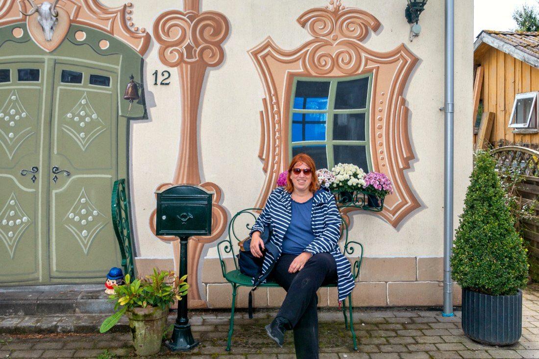 Reiseblogger Anja Beckmann in Dänemark