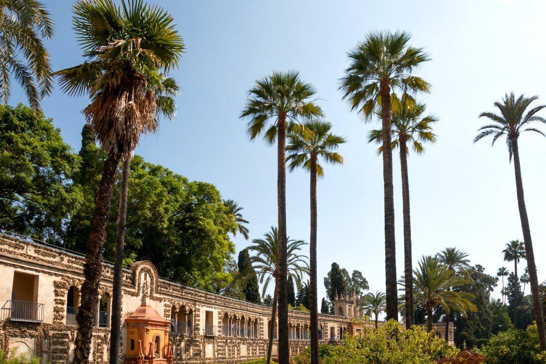 Alcazar Sevilla: Tickets ohne Anstehen und Tipps zum Königspalast - Reiseblog Travel on Toast