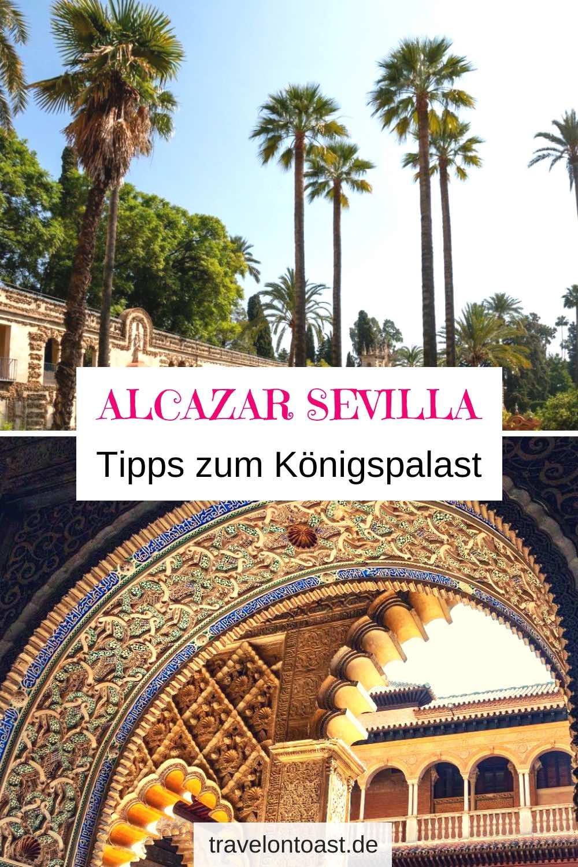 Alle Infos zum Alcazar Sevilla, Spanien: Eintritt ohne Wartezeiten, Führungen, Geschichte. Der Palast in Andalusien war Drehort für Game of Thrones (GoT). #Urlaub #Reisen