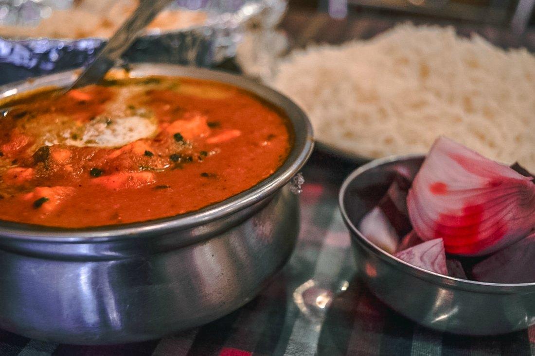 Amritsar Indien vegetarisch reisen