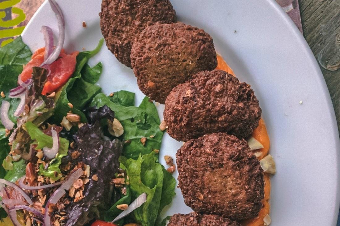 Buenos Aires Argentinien vegetarisch Vegetarier