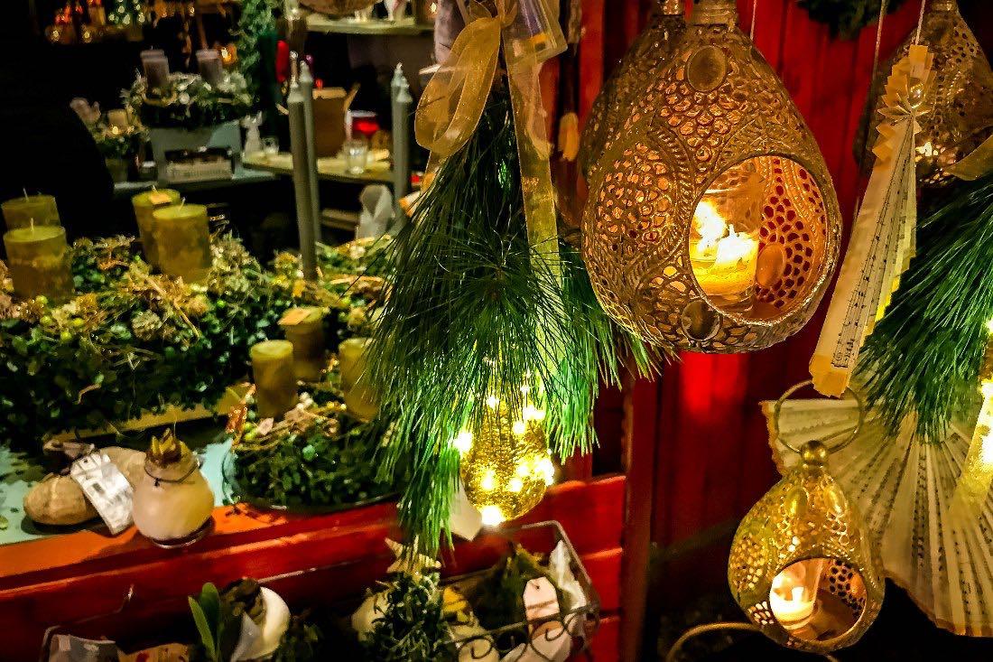Kölner Weihnachtsmarkt am Stadtgarten
