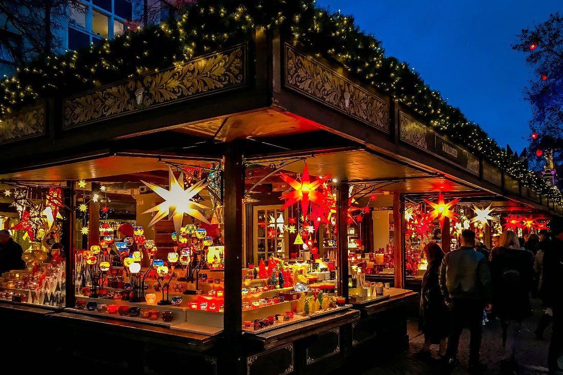 Köln Weihnachtsmarkt Alter Markt