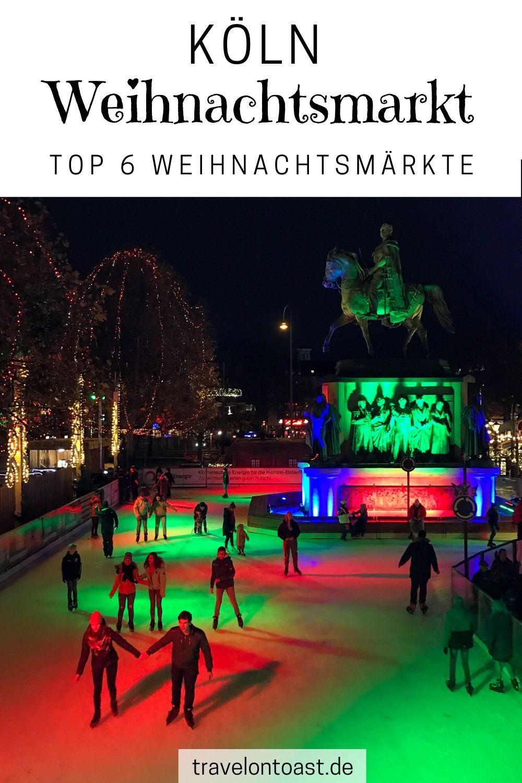 Hol dir die besten Tipps zum Köln Weihnachtsmarkt: die 6 schönsten Weihnachtsmärkte Köln, die besten Stände, Termine bzw. Öffnungszeiten und passende Hotels. Alles für dein stimmungsvolles Weihnachten in Köln! / Köln Weihnachten / Köln Tipps / Weihnachtsmärkte NRW / Weihnachtsmarkte Deutschland / Weihnachtsmärkte schönste. #Köln #NRW #Weihnachtsmarkt #Kurzurlaub #Reisen