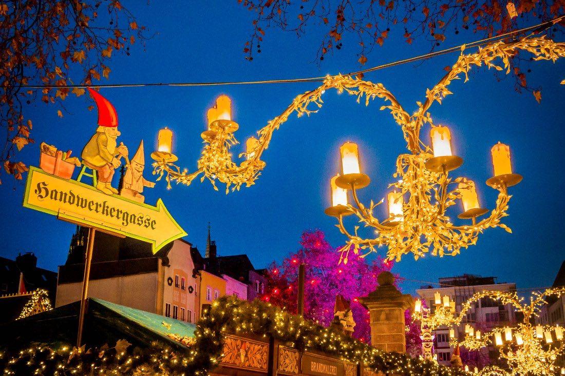 Weihnachtsbeleuchtung Köln