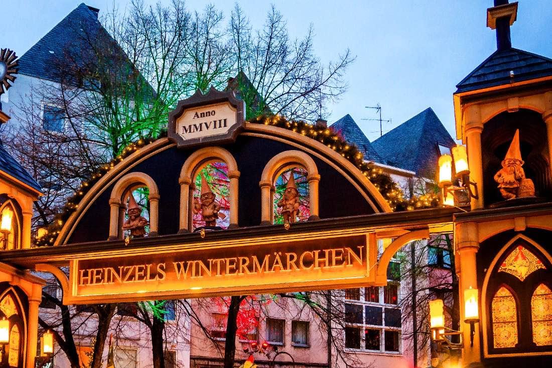 Köln Weihnachtsmarkt Altstadt