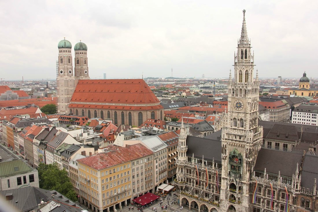 München Bayern vegan