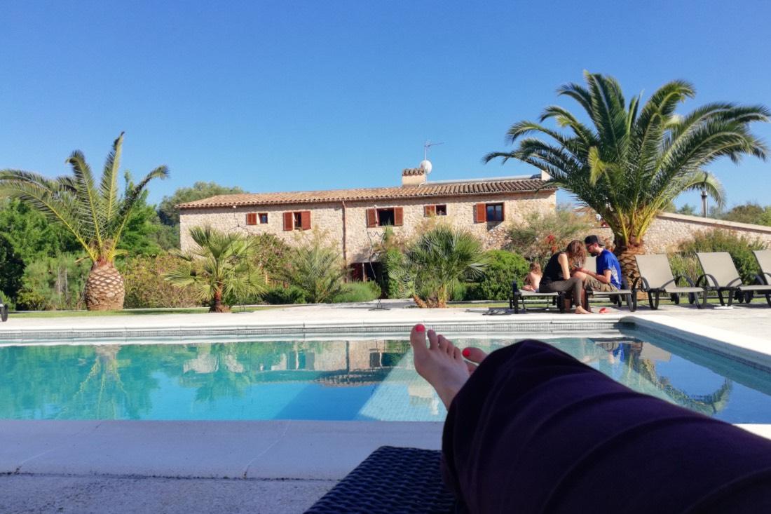 veganes Hotel Mallorca Villa Vegana