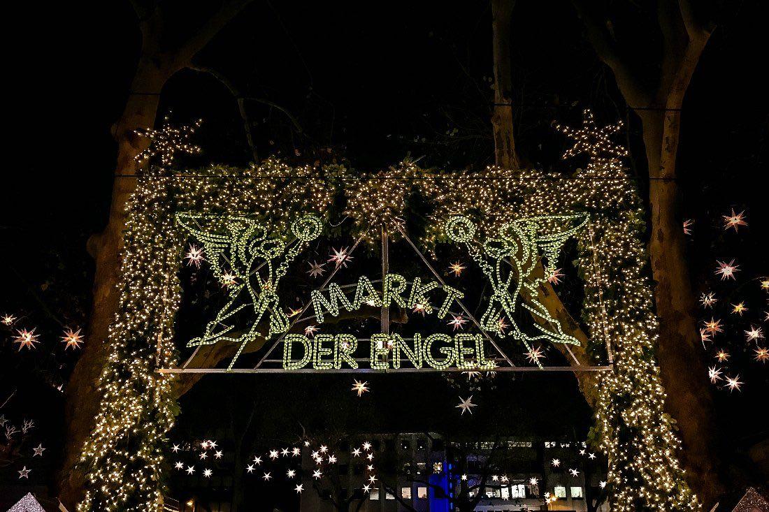 Weihnachtsmarkt Köln am Neumarkt