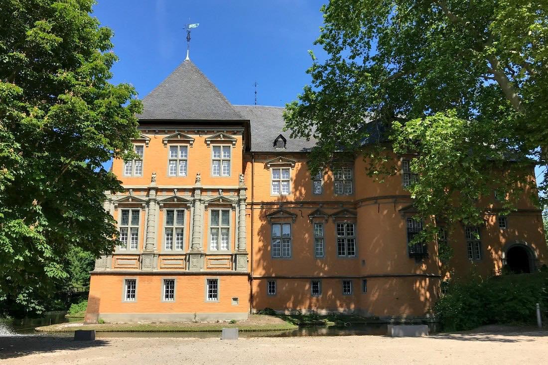Schloss Rheydt in Mönchengladbach