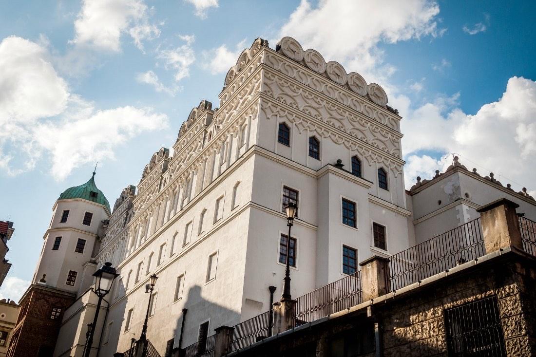 Stettiner Schloss der Pommerschen Herzöge