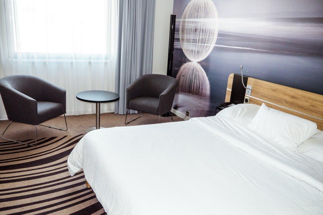 Stettin Hotel im Zentrum