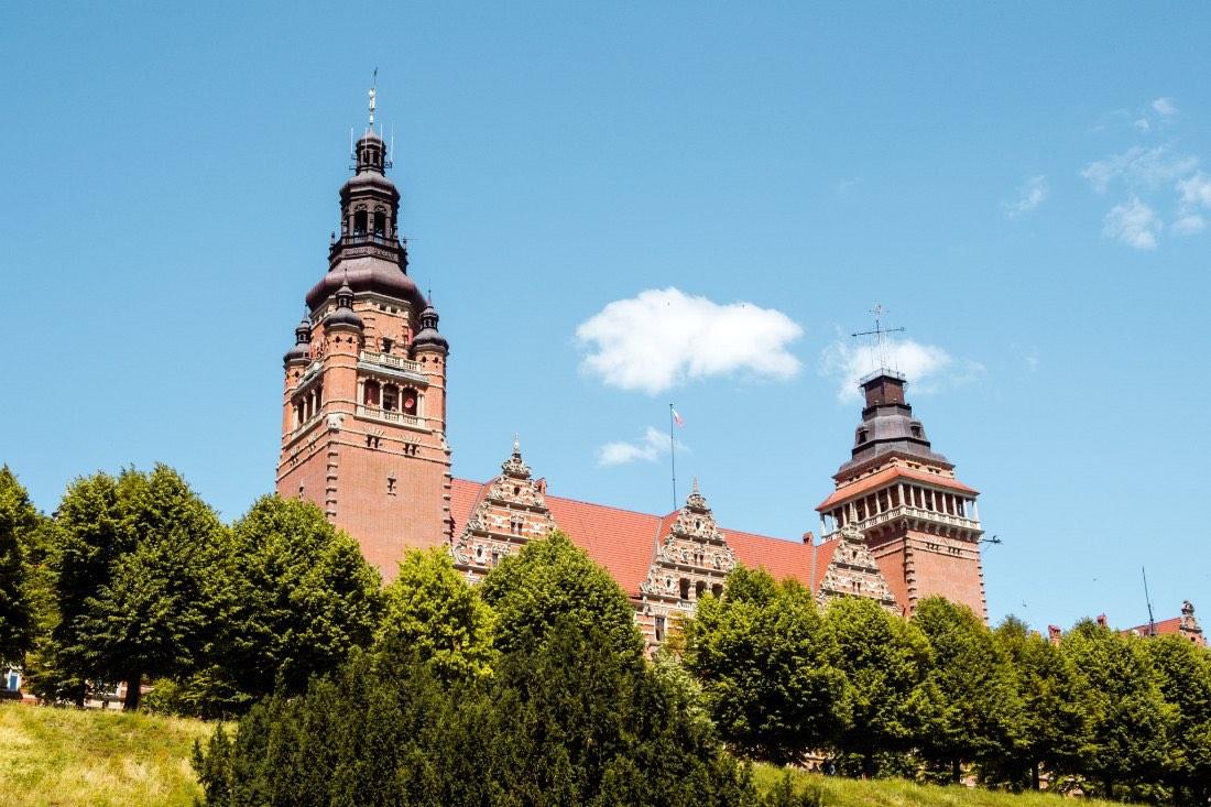 Kurztrip nach Stettin Polen