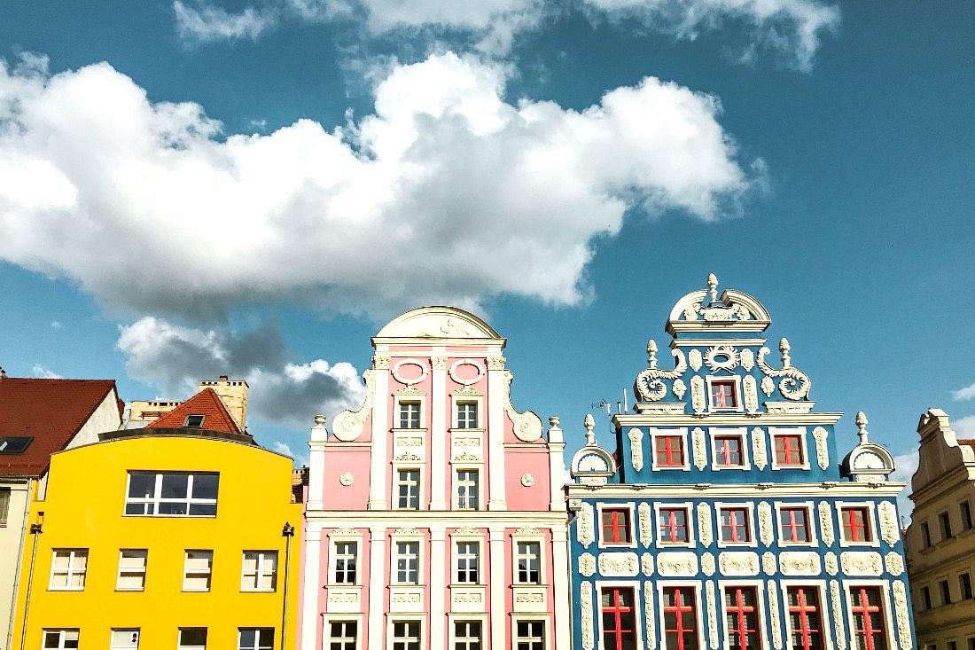 Hafenstadt Stettin Polen Sehenswürdigkeiten und Tipps