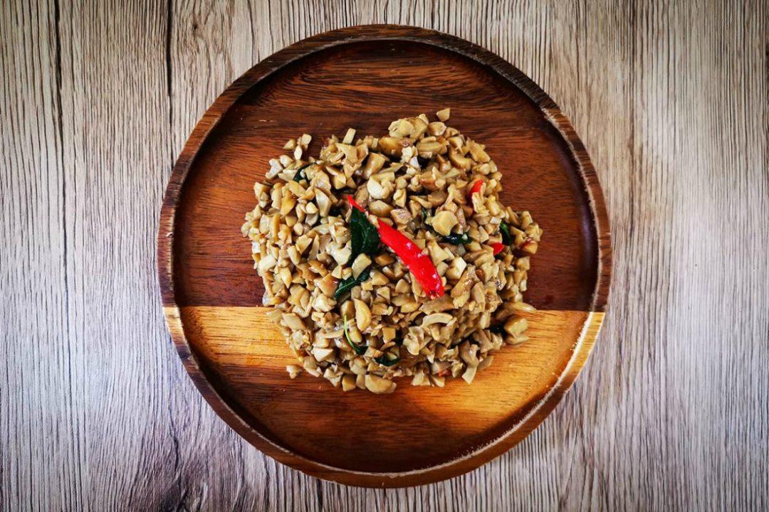 Veganes Pad Kra Pao Rezept aus Thailand