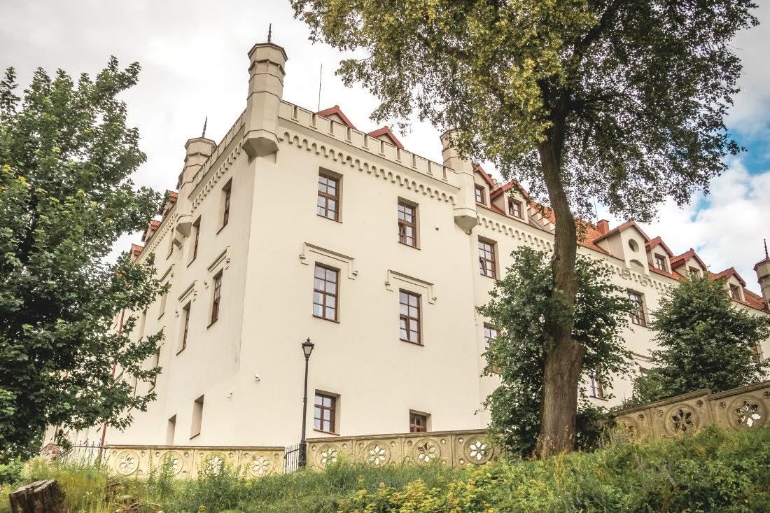 Hotel Zamek Ryn Burg