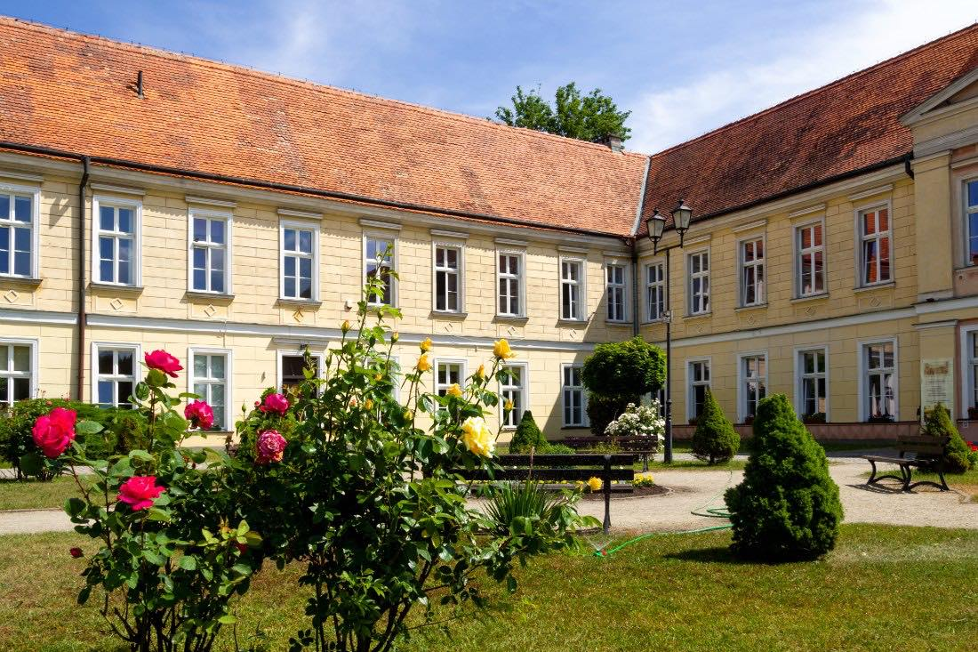 Schloss Treptow in Polen