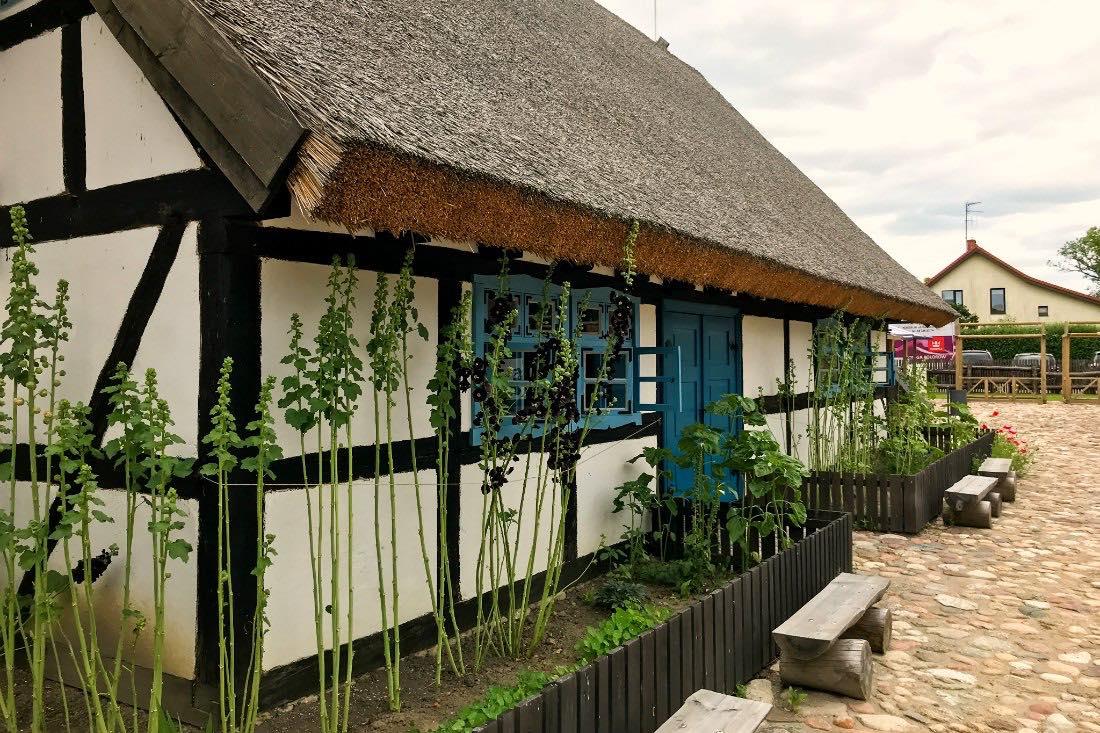 Ausflugsziele ab Kolberg Zagroda Jamno Jamund Polen