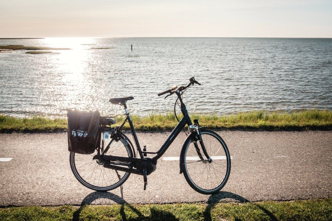Terschelling mit dem Fahrrad erkunden