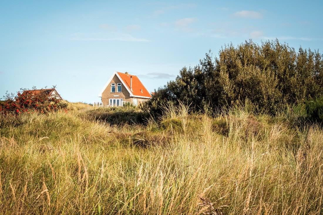 Insel Terschelling Niederlande