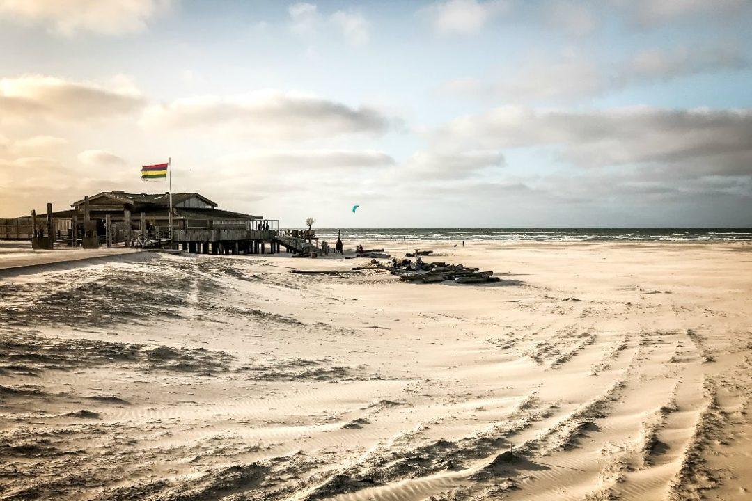 Strandrestaurant Terschelling Niederlande