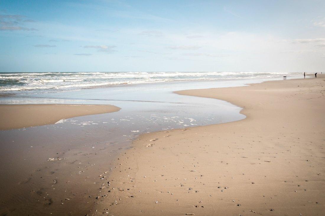 Strand Terschelling Holland