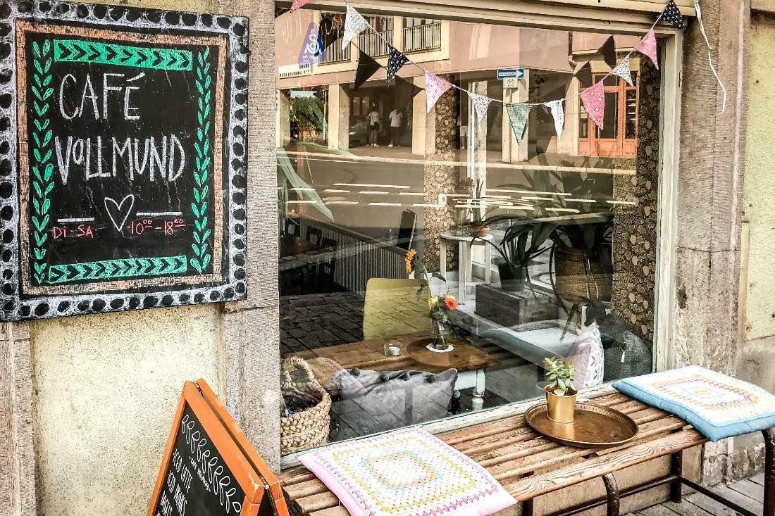 Würzburg Tipps Cafe Vollmund