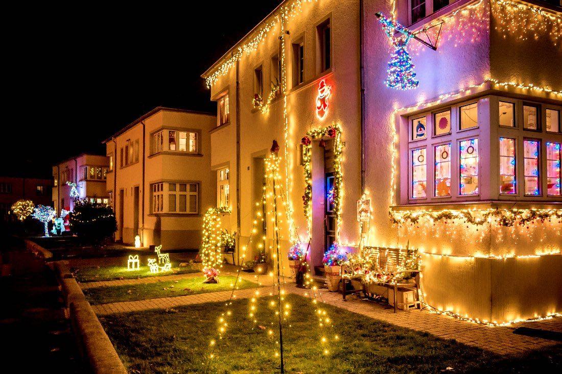 Mönchengladbach: Weihnachten in der Webersiedlung
