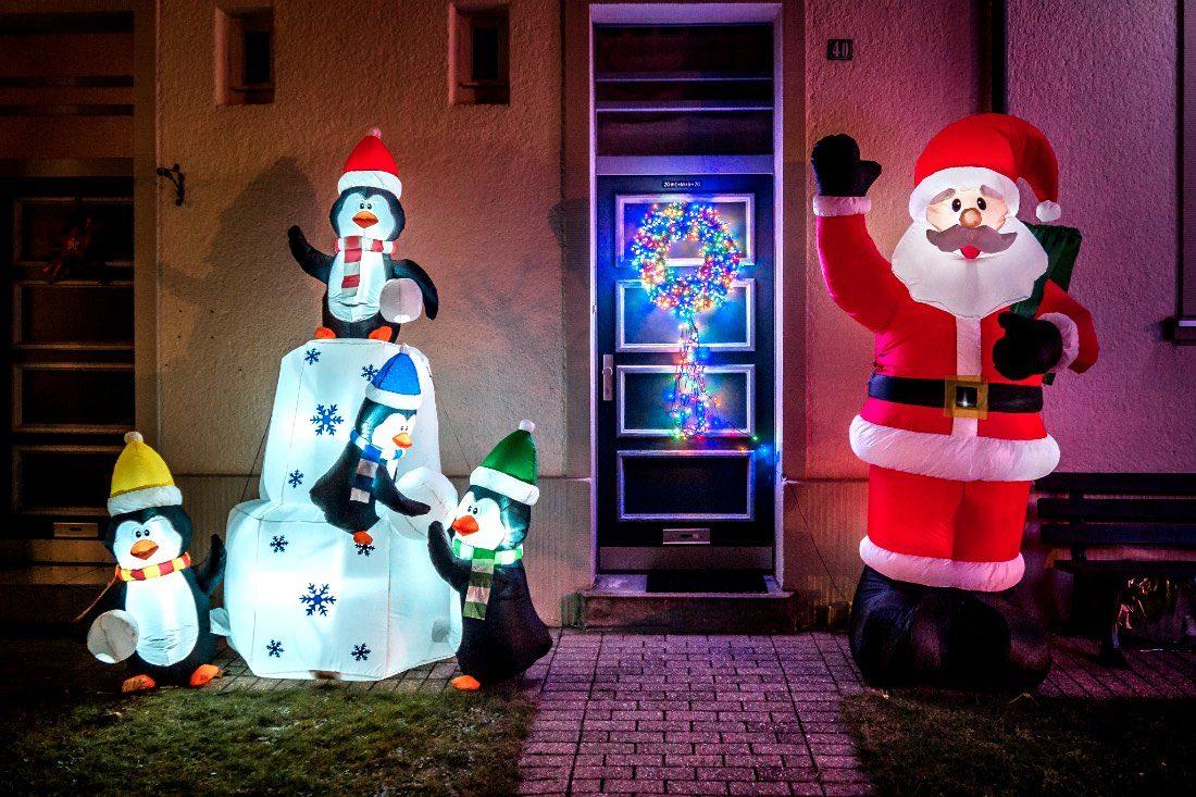 Ausflugziele Niederrhein zu Weihnachten