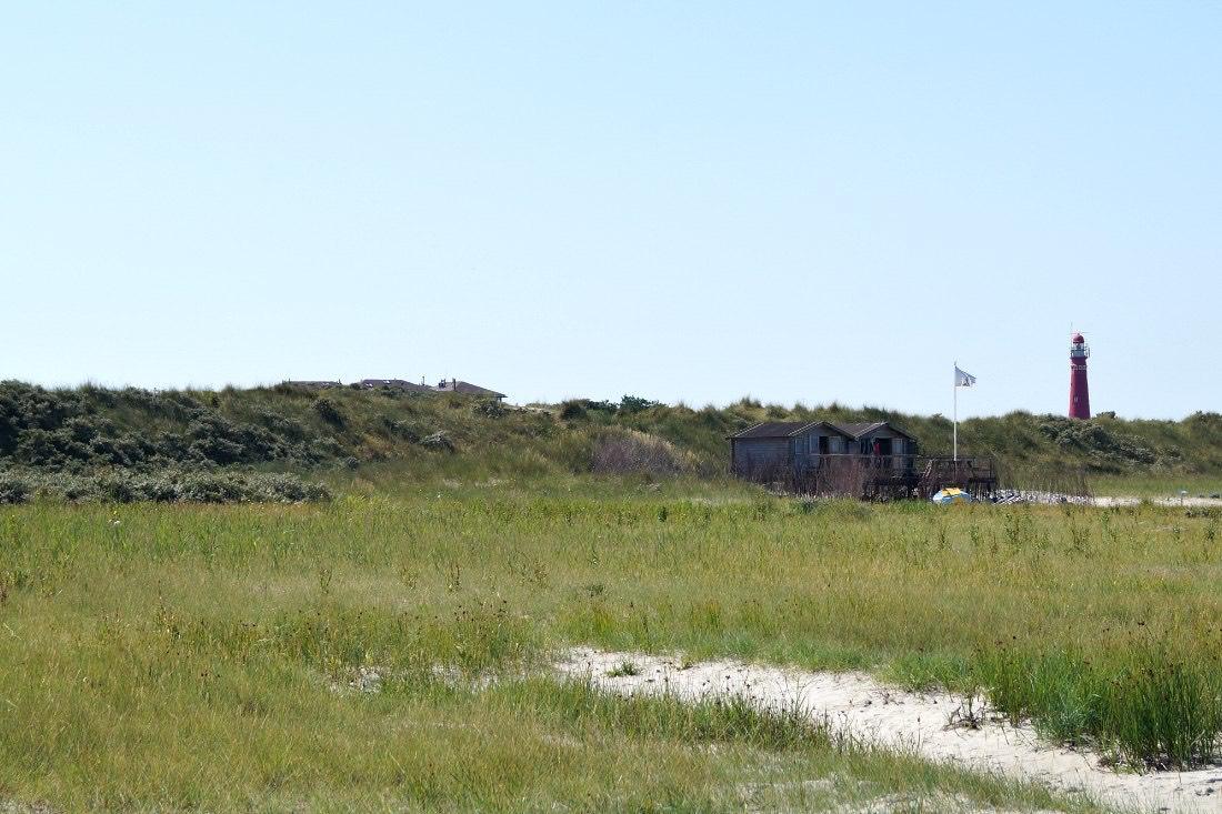 Schiermonnikoog holländische Nordseeinseln
