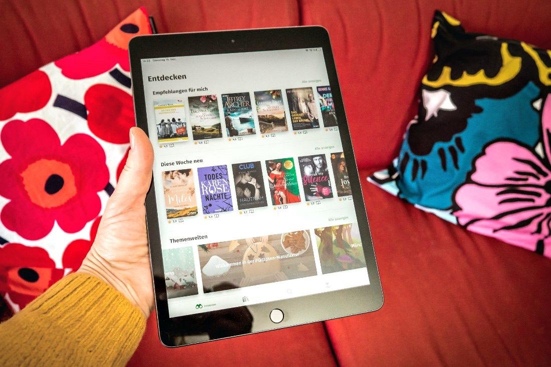 Skoobe Flatrate eBooks Hörbücher