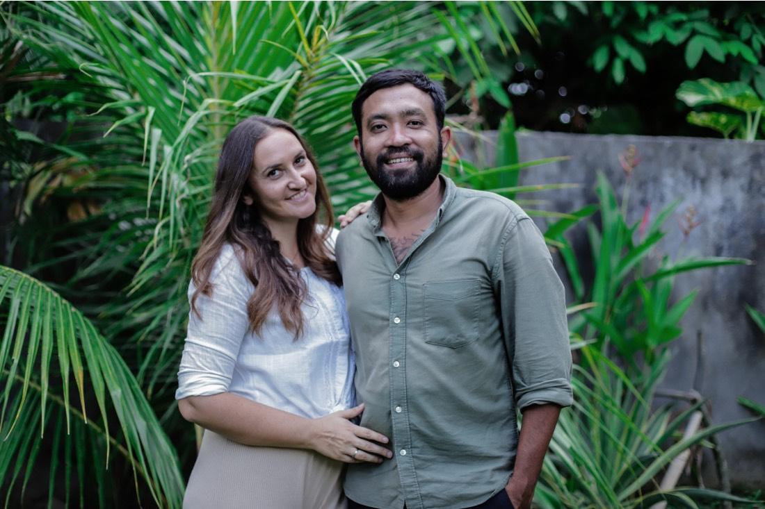 Sanita und Simon von Indojunkie